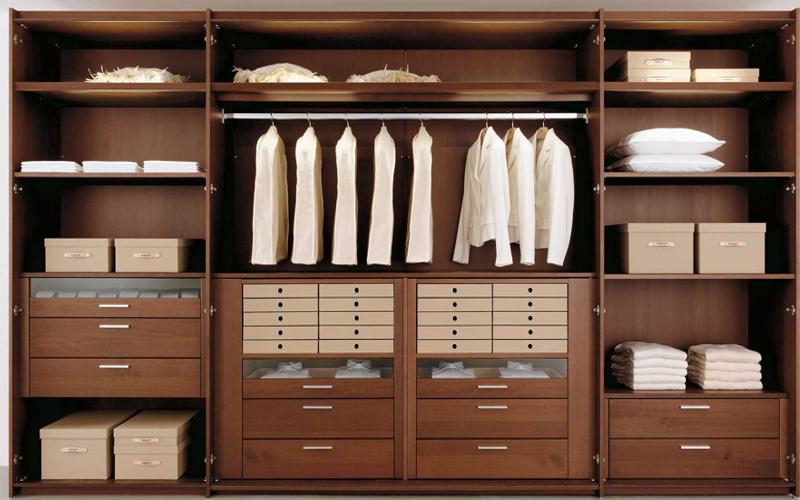 Consejos para dise ar un interior de armario - Disenar un armario empotrado ...